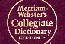 Merriam-Webster / Merriam-Webster is a well-known publisher of language-related reference works. The company publishes a diverse array of print and electronic products, including Merriam-Websters Collegiate® Dictionary, Eleventh Edition and Websters Third New International Dictionary, Unabridged.