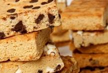 fresh-baked stacks