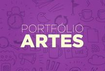 Portfólio - Artes / Redes Sociais de Clientes - Confira mais aqui: http://bit.ly/YvQFgy