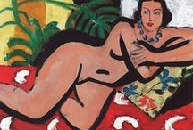 Matisse (Henri Matisse) / by Don Johnson
