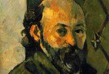 Cezanne (Paul Cezanne) / Post-Impressionism / by Don Johnson
