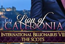 Lion of Caledonia / First book in the Scots series