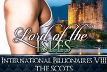 Lord of the Isles / 2nd book in the Scots series