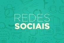 Redes Sociais / #socialmedia #redessociais #gestãoderedessociais #comunicaçãodigital