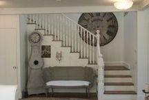 Trapp / Vår gamle trapp trenger virkelig en fornyelse!