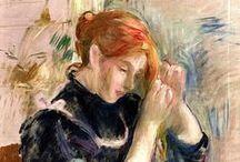 Morisot (Berthe Morisot) / by Don Johnson