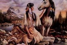 Native American Art / Absolutely Beautiful !!! / by Dean A.