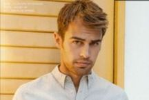 Theo James / One of my favourite actors.