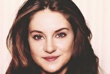 Shailene Woodley / One of my favourite actresses.