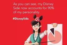 My Disney side / by M
