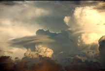 Amazing Clouds / Nuages non conventionels / by Yvan Gauthier