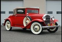Classic Cars 1884-1937 / Autos anciennes / by Yvan Gauthier
