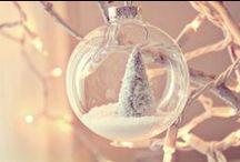 Winter/ Christmas  - home decor