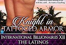 Knight in Tattooed Armor / 3rd in the Latino series