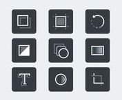 Icons | Icon Sets / Library of a large variety of icon styles for inspiration and exploration.