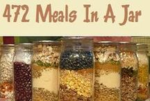 Recipes~canning jars