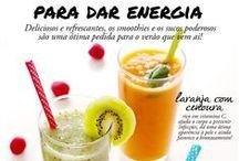 Alimentação / Receitas / Refeições saudáveis, comidas fitness e tudo de um mundo com mais saúde.