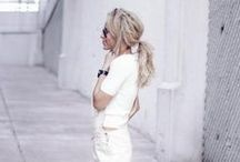 STYLEPIT ♥ White fashion / Are you loving the white trend this season?