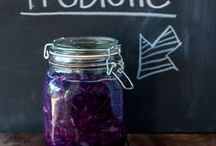 Fermented Food Recipes / All things fermented!