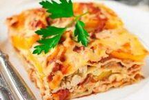 PASTAS : Lasagnes