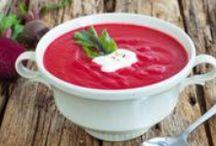 Soupes Froides / Gaspachos