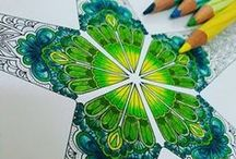 Adult Coloring Inspiration