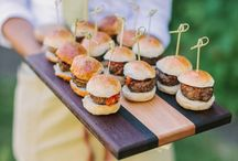 Just A Nibble. / Event catering ideas