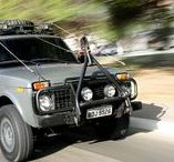 Our dreams. Lada Niva Love!