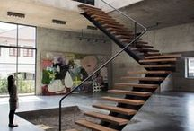 Staircase Inspiration / Incredible looking staircases guaranteed to turn heads.