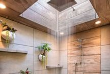 Bathroom Beauty / Beautiful bathroom interior design inspiration.