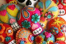 Dia de los Muertos / by Tonantzin Warmoth