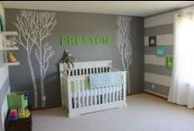 Max's Mansion / baby's nursery