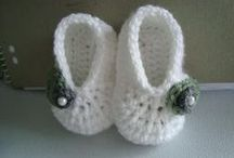 Crochet baby stuffs