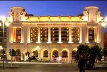 Casino Nice Palais de la Méditerranée  / Découvrez le casino Niçois Le Palais de la Méditerranée situé en plein coeur de Nice sur la promenade des anglais.  Vous êtes jeune, fun, branché et souhaitez vous divertir dans un casino pas comme les autres ... Bienvenue au Palais ;)