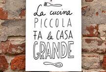 Cucina Italiana / by Giampi Valva