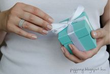 Tiffany diamonds... I couldn't live without!
