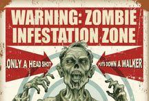 Zombie stuff<3 / Zombiiiiieee !!?