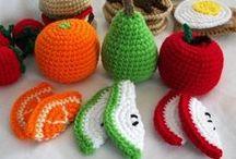 crochet para la cocina
