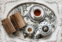 Tea for Two / デンマークのデザインチームによって一つ一つデザインされたリスベス・ダールのテーブルウェアです。