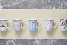 Favorite Mug / デンマークのデザインチームによって一つ一つデザインされたリスベスダールのマグカップです。