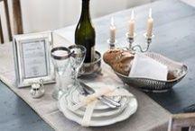 Sweet Table / デンマークのデザインチームによって一つ一つデザインされたリスベス・ダールのテーブルウェアです。