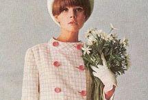 60s fashion ❤️