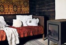Fireplace / Home#design#fireplace#living