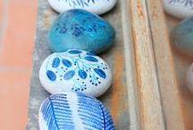 Piedras pintadas - painted stones