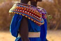 Africa, Asia, Etnico  joyeria
