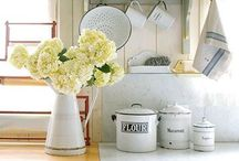 Shabby Chic and French Vintage Country Design / All things inspired by a mix of antique, country and modern French design