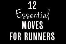 Running / For my daily workouts