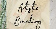 Artistic Branding / Creative, artistic branding for businesses and creatives