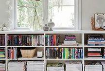 Boekenkast / boekenkasten