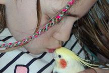 Kind vogel